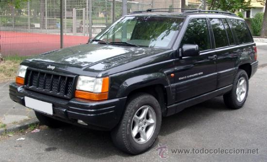 manual de taller o reparacion jeep grand chero - verkauft durch