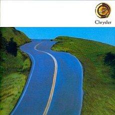 Coches y Motocicletas: CHRYSLER JEEP GAMA CATALOGO MARCA. Lote 34946520