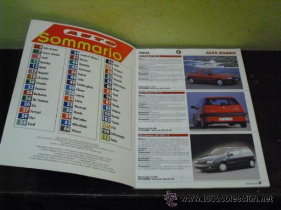 Coches y Motocicletas: AUTO CATALOGO - 1995 - (ITALIANO) - Foto 2 - 35067130