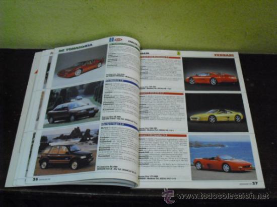 Coches y Motocicletas: AUTO CATALOGO - 1995 - (ITALIANO) - Foto 5 - 35067130