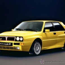 Coches y Motocicletas: MANUAL DE TALLER O REPARACION. LANCIA DELTA HF. EN DVD + EXTRAS. WORKSHOP MANUAL . Lote 44233233