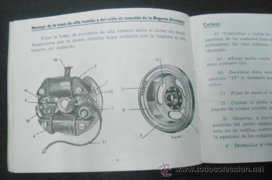Motocicleta derbi 98 c c comprar cat logos publicidad y for Catalogo derbi