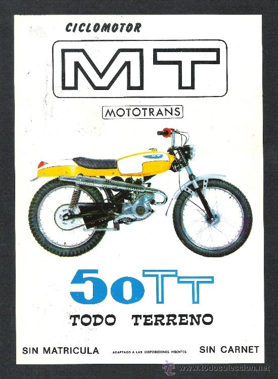 catalogo original ciclomotor mt 50 tt ducati comprar cat logos rh todocoleccion net Ducati TT and F1 Ducati 998RS