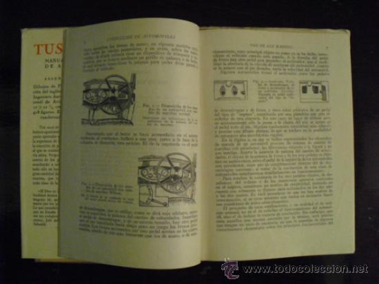 Coches y Motocicletas: CONDUCCION DE AUTOMÓVILES - 1941 - - Foto 4 - 35802426