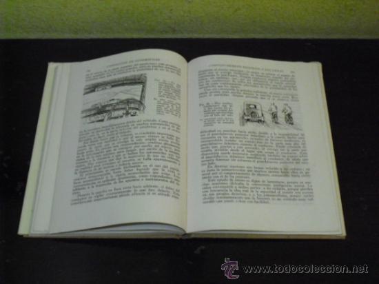 Coches y Motocicletas: CONDUCCION DE AUTOMÓVILES - 1941 - - Foto 7 - 35802426