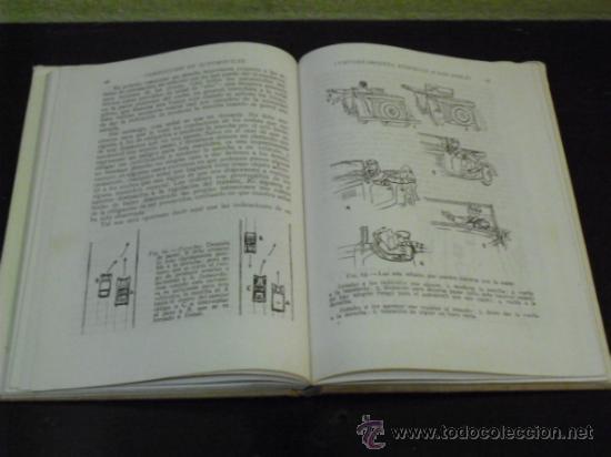Coches y Motocicletas: CONDUCCION DE AUTOMÓVILES - 1941 - - Foto 8 - 35802426