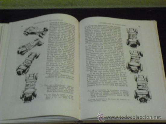 Coches y Motocicletas: CONDUCCION DE AUTOMÓVILES - 1941 - - Foto 12 - 35802426