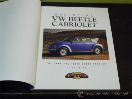 Coches y Motocicletas: VW BEETLE CABRIOLET - 1949 - 80 - - Foto 2 - 91101389