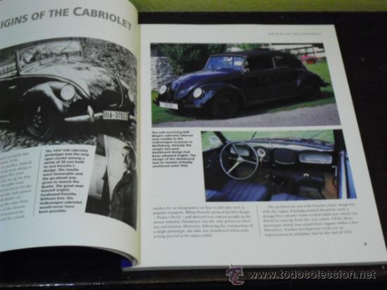 Coches y Motocicletas: VW BEETLE CABRIOLET - 1949 - 80 - - Foto 3 - 91101389