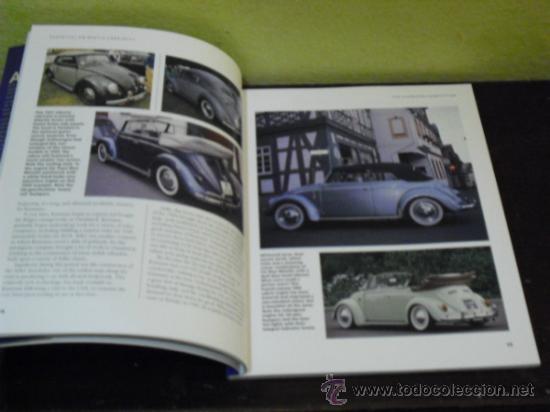 Coches y Motocicletas: VW BEETLE CABRIOLET - 1949 - 80 - - Foto 7 - 91101389