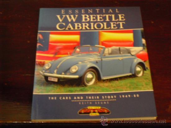 VW BEETLE CABRIOLET - 1949 - 80 - (Coches y Motocicletas Antiguas y Clásicas - Catálogos, Publicidad y Libros de mecánica)