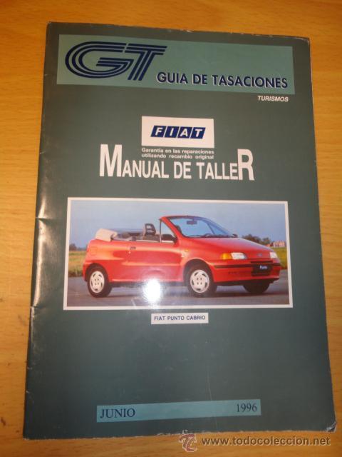 manual fiat punto cabrio