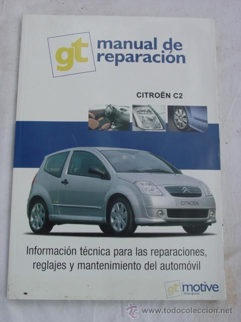 manual de reparaci n para citro n c2 comprar cat logos publicidad rh todocoleccion net manual taller citroen c2 hdi manual taller citroen c2 vtr