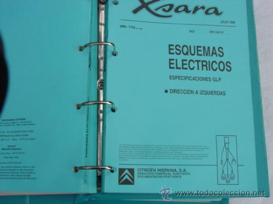 Manual De Taller Citro U00ebn Xsara