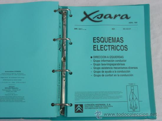 Manual De Taller Citro U00ebn Xsara
