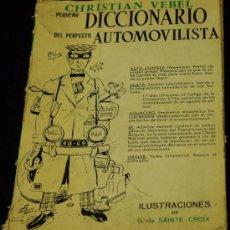 Coches y Motocicletas - Diccionario Automovilista - 36526056