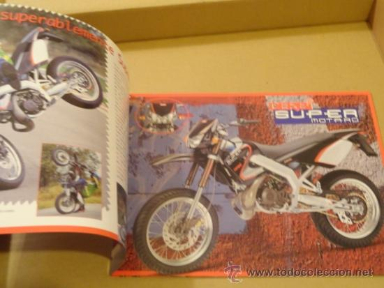 Coches y Motocicletas: FOLLETO (BROCHURE) MOTO SUPER MOTARD DERBI - Foto 2 - 36598762