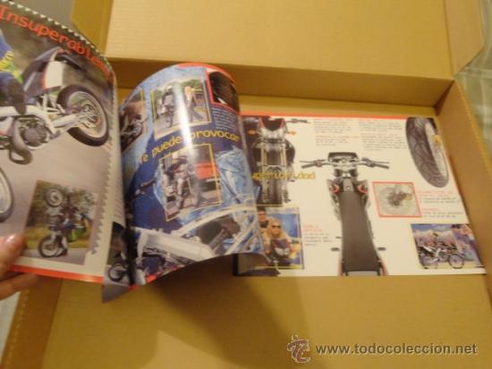 Coches y Motocicletas: FOLLETO (BROCHURE) MOTO SUPER MOTARD DERBI - Foto 3 - 36598762