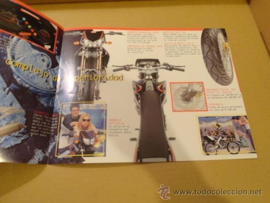Coches y Motocicletas: FOLLETO (BROCHURE) MOTO SUPER MOTARD DERBI - Foto 4 - 36598762