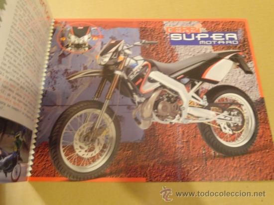 Coches y Motocicletas: FOLLETO (BROCHURE) MOTO SUPER MOTARD DERBI - Foto 5 - 36598762
