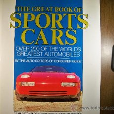 Coches y Motocicletas: THE GREAT BOOK OF SPORT CARS. Lote 36847290