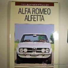 Coches y Motocicletas: ALFA ROMEO. Lote 36854973