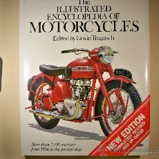 Coches y Motocicletas: THE ILLUSTRATED ENCYCLOPEDIA OF MOTORCYCLES. Lote 36855157