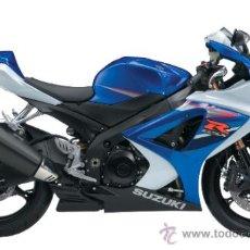 Coches y Motocicletas: MANUAL DE TALLER SUZUKI GSX-R 1000 K7 K8 .EN DVD + EXTRAS. 2007-2008. Lote 38031964