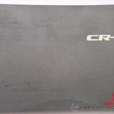 Coches y Motocicletas - HONDA CR-V - 1997 - TODA LA GAMA - MANUAL INSTRUCCIONES USUARIO, TEXTO EN ESPAÑOL. - 38045739