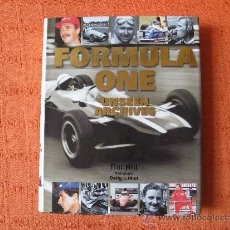 Coches y Motocicletas: LIBRO FORMULA ONE UNSEEN ARCHIVES. Lote 38204699