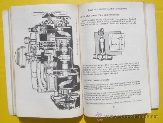 Coches y Motocicletas: MANUAL DE TALLER AMERICANO - AUTO REPAIR KINKS 1952 - VARIAS MARCAS - TEXTO EN INGLÉS - Foto 2 - 38384798