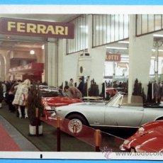 Coches y Motocicletas: FOTOGRAFIA COCHES FERRARI - 1969. Lote 38404527