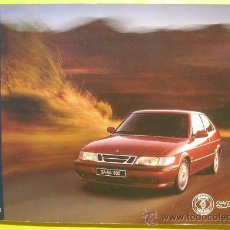 Coches y Motocicletas - MANUAL SAAB 900 - 1998 - TODOS LOS MODELOS - TEXTO EN ESPAÑOL - 38442674