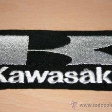 Coches y Motocicletas: PARCHE DE KAWASAKI BORDADO. Lote 38558453