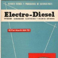 Coches y Motocicletas: ELECTRO DIESEL Nº23 . Lote 38798975