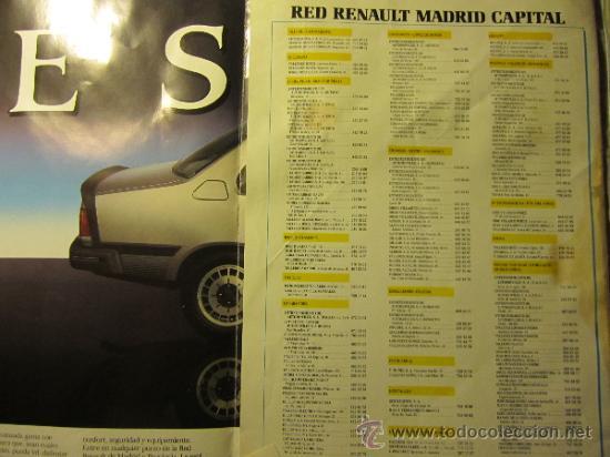 Coches y Motocicletas: CATALOGO RENAULT 18 - Foto 3 - 39058083