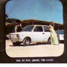 Coches y Motocicletas: SEAT 133. 37 CV. (DIN) 125 KM/H....AÑO 1975. Lote 39184205