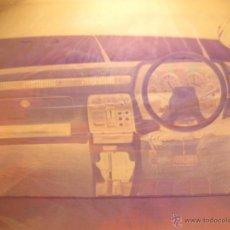 Coches y Motocicletas: NEGATIVO FOTOGRAFICO EN COLOR DEL SALPICADERO PARA LA REALIZACION DEL CATALOGO DEL CHRYSLER 150. Lote 39337978