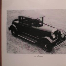 Coches y Motocicletas: ANTIQUE AND CLASSIC CARS FROM THE JAMES C. LEAKE COLLECTION. Lote 39382820