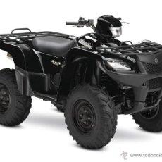 Coches y Motocicletas: MANUAL DE TALLER SUZUKI LT-A 700X KINGQUAD 4X4 LTA 700 ATV EN DVD LT A 700 X. Lote 56325293