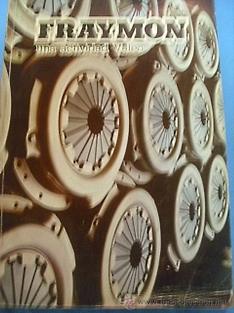 Catalogo fraymon embragues valeo 1981 - Sold through Direct Sale ...