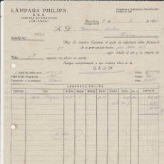Coches y Motocicletas: LAMPARAS PHILIPS S.A.E FABRICA EN EINDHOVEN HOLANDA. Lote 40032225