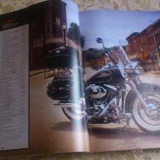 Coches y Motocicletas: CATALOGO HARLEY DAVIDSON MOTORCYCLES MOTOCICLETAS AÑO 2006. Lote 40703672