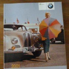 Coches y Motocicletas: CATALOGO BOUTIQUE RETRO BMW ARTICULOS AÑO2001. Lote 40802239