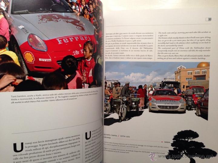 Coches y Motocicletas: FERRARI ANUARIO 2005 - TEXTO EN ITALIANO E INGLÉS - Foto 6 - 40833054