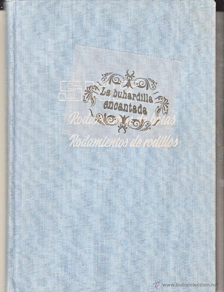 LIBRO RODAMIENTOS DE BOLA SKF AÑO 1954 - MAGNIFICO LIBRO VER INTERIOR (Coches y Motocicletas Antiguas y Clásicas - Catálogos, Publicidad y Libros de mecánica)