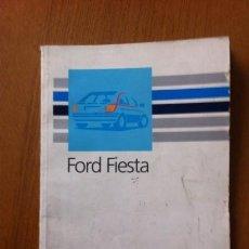 Coches y Motocicletas: MANUAL DE PROPIETARIO FORD FIESTA MK3. Lote 41489843