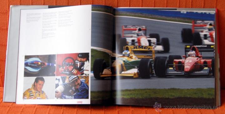 Coches y Motocicletas: Libro CIRCUIT DE CATALUNYA 1991 2006 - Foto 3 - 113451335