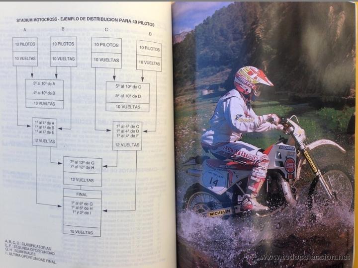 Coches y Motocicletas: ANUARIO CALENDARIO DEPORTIVO MOTOCICLISTA 1992 REAL FEDERACIÓN MOTOCICLISTA ESPAÑOLA - TEXTO ESPAÑOL - Foto 2 - 41552965