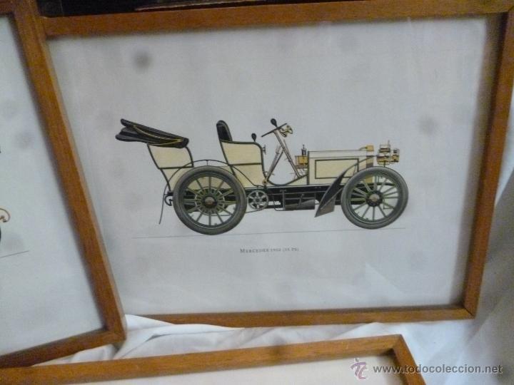 Coches y Motocicletas: LÁMINAS COCHES ANTIGUOS - Foto 3 - 42250322